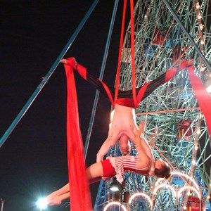 Milwaukee Trapeze Artist | Milwaukee - Circus, Carnival, & Cirque Events