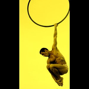 Irwin Trapeze Artist | Norfolk & Virginia Beach - Cirque & Circus Events