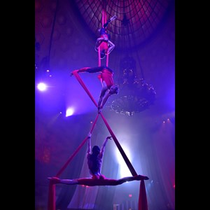 Hammond Circus Performer | Salt Lake City - Circus, Carnival, & Cirque Events