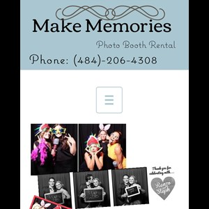 Myerstown Wedding Photographer | Make Memories Photo Booth