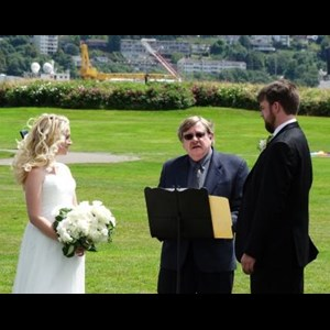Washington Wedding Officiant | Weddings with Spirit & Wit