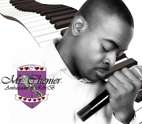 Mr. Chenier - R&B Singer - Raleigh, NC