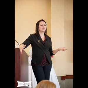 Grand Rapids, MI Motivational Speaker | Robin Marvel