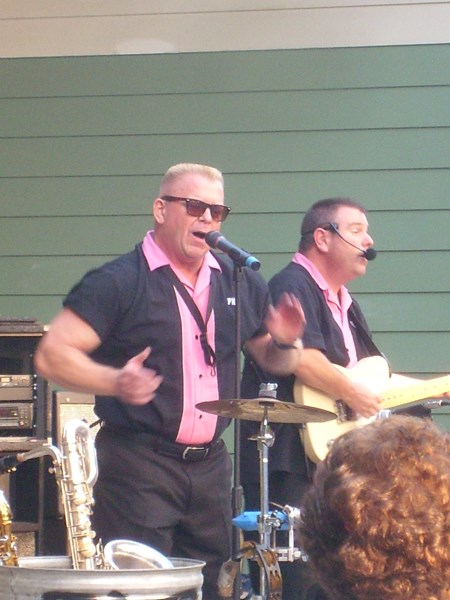 Phil n The Blanks - Oldies Band - Akron, OH