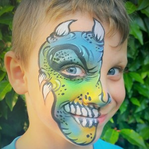 Oregon Face Painter | Fancy Faces by Amy