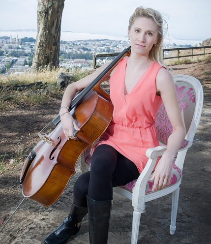 Anne Suda - Cellist - San Francisco, CA