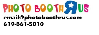 Photo Booth R Us - Videographer - San Diego, CA