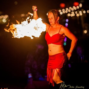 Fresno Hawaiian Dancer | AnaFirelight