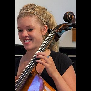 Alexandria Cellist | Carol Anne Bosco
