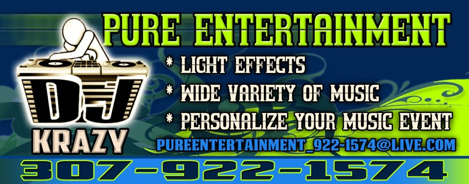 PURE ENTERTAINMENT - DJ - Rock Springs, WY