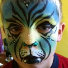 Millbrae, CA Face Painter | L'ARTISTE A LA CARTE