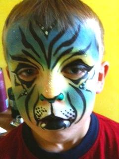 L'ARTISTE A LA CARTE | Millbrae, CA | Face Painting | Photo #1