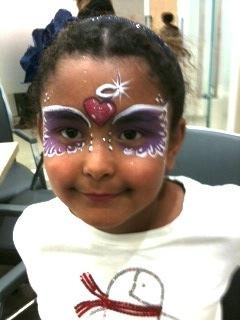 L'ARTISTE A LA CARTE | Millbrae, CA | Face Painting | Photo #3