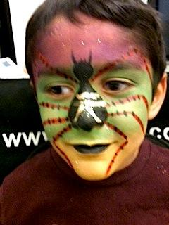 L'ARTISTE A LA CARTE | Millbrae, CA | Face Painting | Photo #18