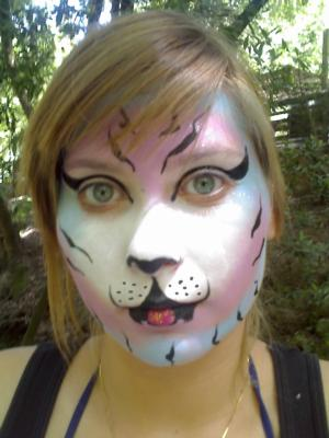 L'ARTISTE A LA CARTE | Millbrae, CA | Face Painting | Photo #5