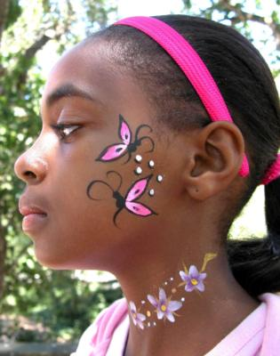 L'ARTISTE A LA CARTE | Millbrae, CA | Face Painting | Photo #9