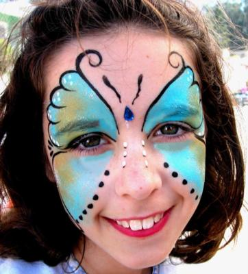 L'ARTISTE A LA CARTE | Millbrae, CA | Face Painting | Photo #12