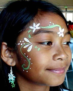 L'ARTISTE A LA CARTE | Millbrae, CA | Face Painting | Photo #20