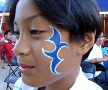 L'ARTISTE A LA CARTE | Millbrae, CA | Face Painting | Photo #25