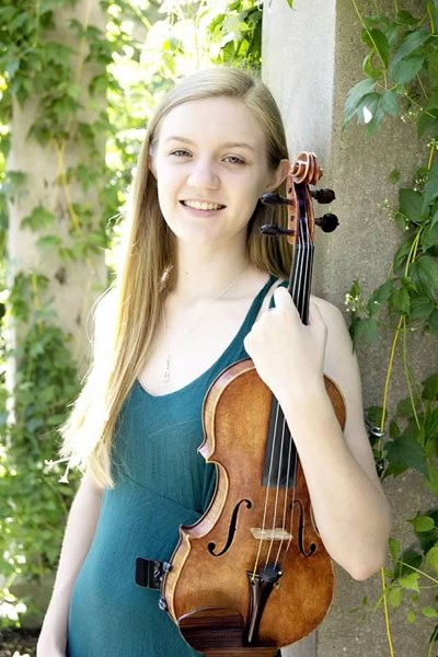 Brenna Carey - Classical Violinist - Minneapolis, MN