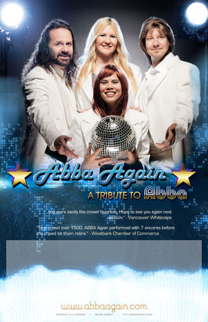 Abba Again - ABBA Tribute Band - Burnaby, BC
