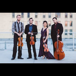 Clayton Classical Quartet | Lux String Quartet