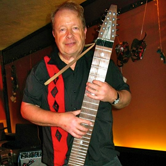 Chuck Hughes On Chapman Stick® Touchboard - Jazz One Man Band - Lafayette, CO