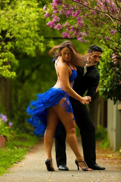 Salsa Con Todo - Salsa Dancer - Seattle, WA