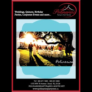 Kendall Party Tent Rentals | Polinarios Party & Tent Rent