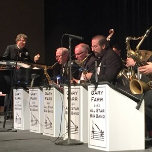 Brinson Funk Band | Gary Farr & His All Star Big Band