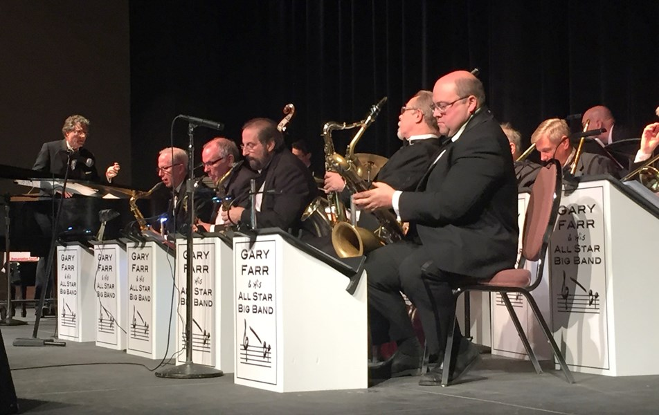 Gary Farr & His All Star Big Band - Big Band - Tallahassee, FL