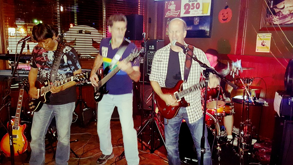 Kwake Rock Band - Classic Rock Band - Dallas, TX