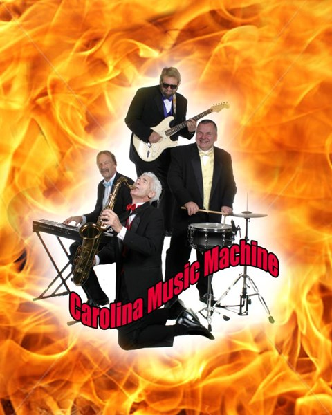 Carolina Music Machine - Top 40 Band - Charlotte, NC