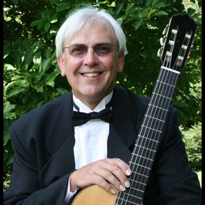 Calhoun Acoustic Guitarist | Robert McCloy Classical/jazz Guitar + Ensembles