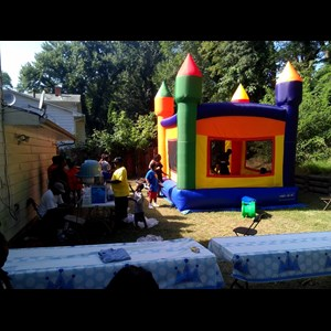 Richmond Bounce House | Richmond Party Rentals
