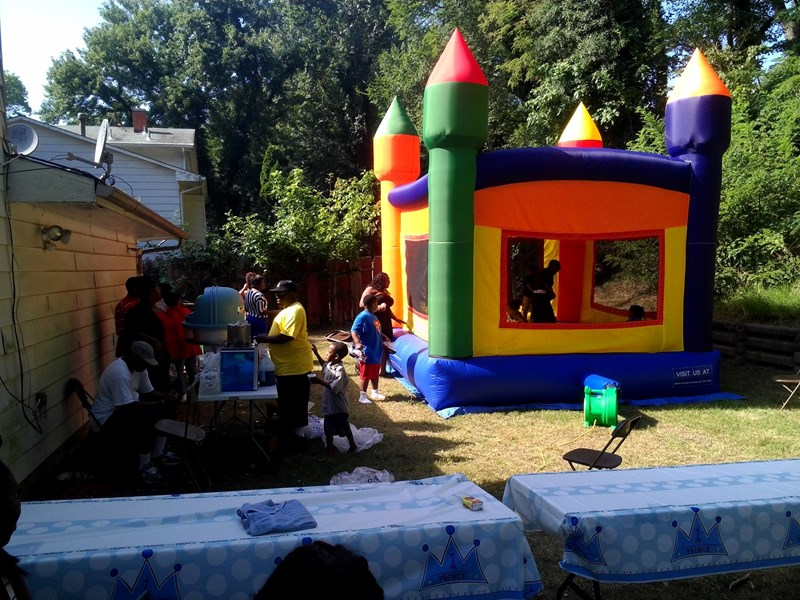 Richmond Party Rentals - Bounce House - Suitland, MD
