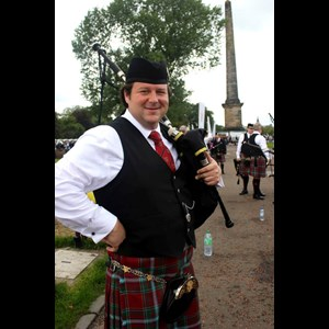 Golf Bagpiper | Patrick Lynch