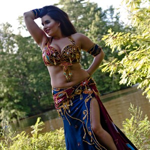 Cape Cod Egyptian Dancer | Hayam