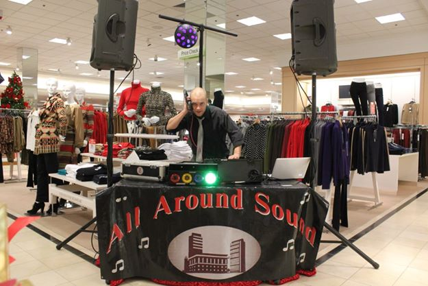 All Around Sound DJ Entertainment - Party DJ - Nashville, TN