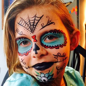Richmond Face Painter | Giggles & Glitter Face Painting
