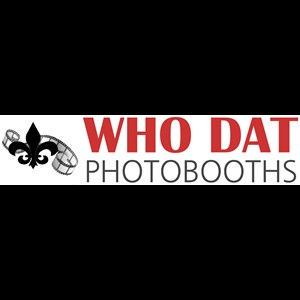 Louisiana Photo Booth | Who Dat Photobooths