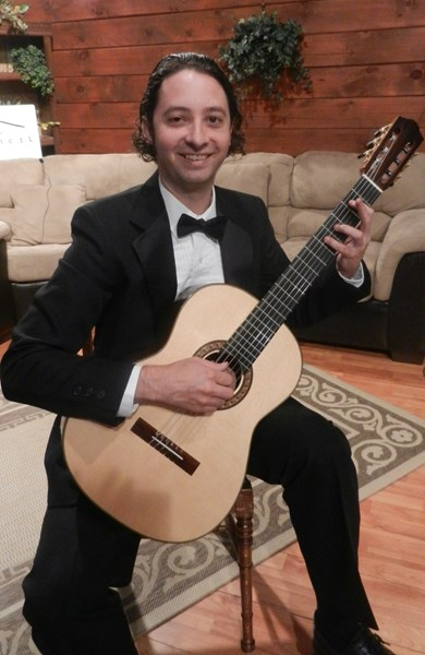 David Gabriel Smith - Classical Guitarist - Boone, NC