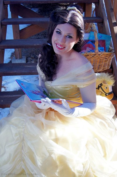 Princess 4 Hire - Costumed Character - Victorville, CA