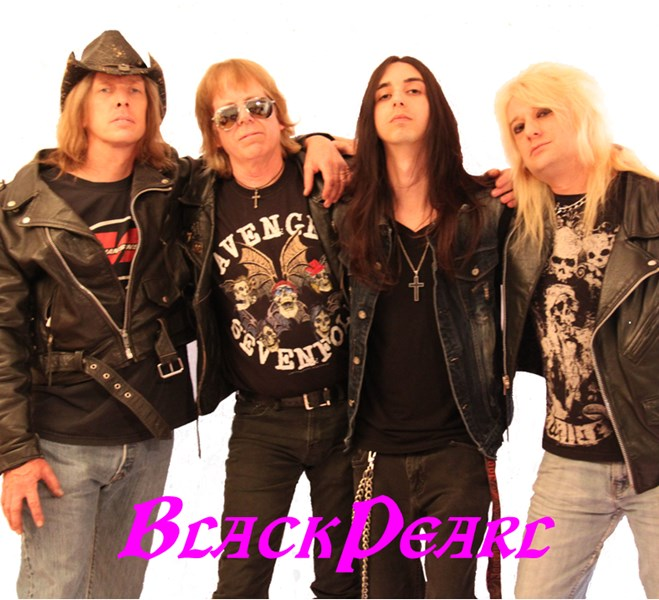 Black Pearl - Classic Rock Band - Los Angeles, CA