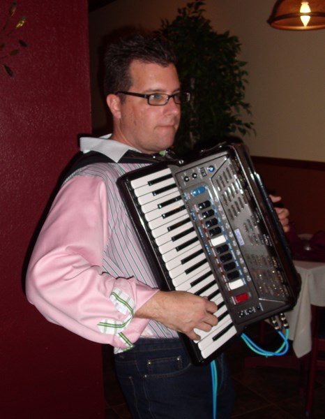 Eric Zawaich - Accordion Player - Riverview, FL