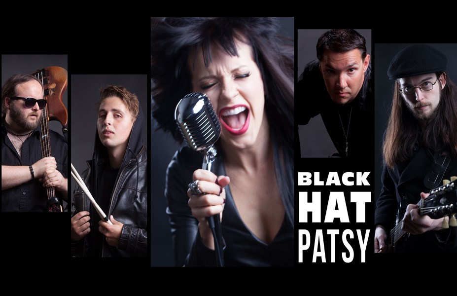 BlackHat Patsy - Cover Band - Wildomar, CA