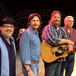 Lenox Bluegrass Band | Waymasters