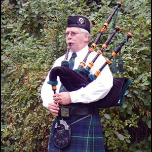 Boston Bagpiper | Frank Igoe