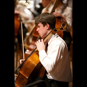 Bellevue Cellist | Ben Terry
