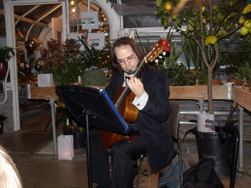 Samuel J. Lawson - Classical Guitarist - Indianapolis, IN